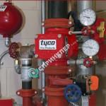 Узел управления TYCO AV-1-300 смонтированный